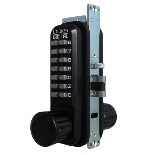Lockey 2930DC Keyless Mechanical Digital Adams Rite Stile Latch Double Sided Door Lock